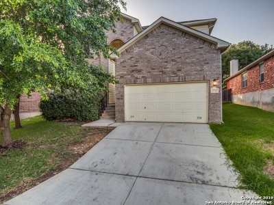 San Antonio Single Family Home New: 3707 Pinyon Pne