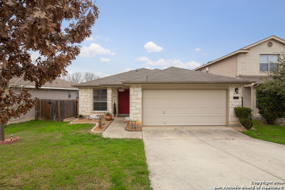 San Antonio Single Family Home New: 1530 Alaskan Wolf