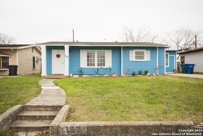 San Antonio Single Family Home New: 150 Sussex Ave