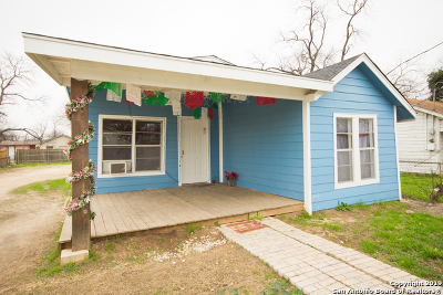 San Antonio Single Family Home New: 1340 Vermont Ave