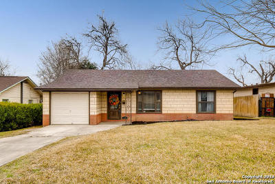 San Antonio Single Family Home New: 201 Pollydale Ave