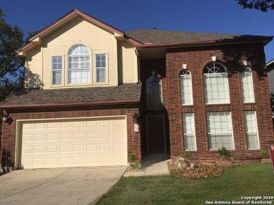 San Antonio Single Family Home New: 4024 Legend Ranch Dr
