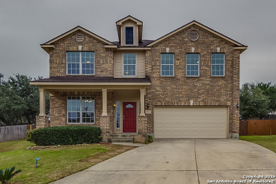 San Antonio Single Family Home New: 7902 Live Oak Vista