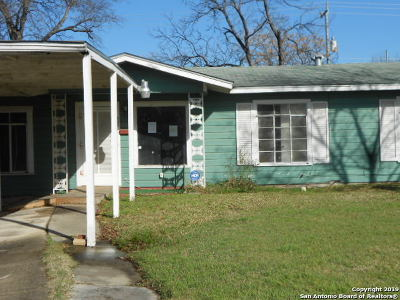 San Antonio Single Family Home New: 907 Lovera Blvd