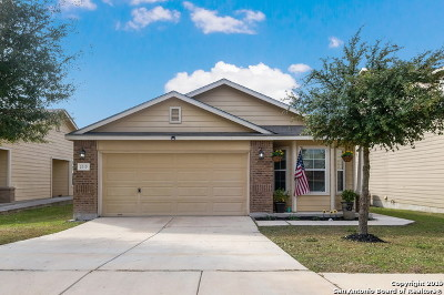 San Antonio Single Family Home New: 2519 Sunset Bnd