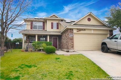 San Antonio Single Family Home New: 1319 Jordan Crossing