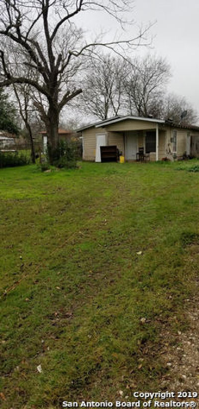 San Antonio Single Family Home New: 9303 Garnett Ave
