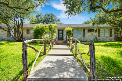 Timberwood Park Single Family Home New: 612 Cactus Flower St