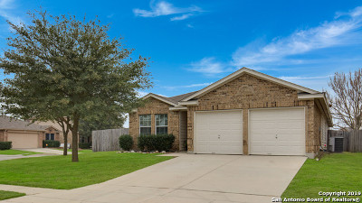 San Antonio Single Family Home New: 10822 Rimfire Run Ln