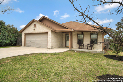 New Braunfels Single Family Home New: 1502 Dustin Cade Dr