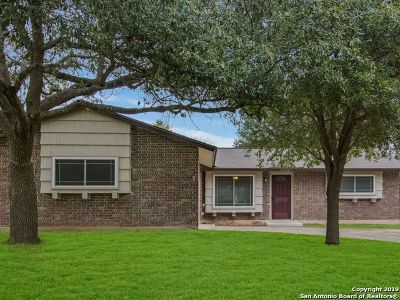 Live Oak Single Family Home New: 12726 Welcome Dr