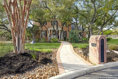Boerne Single Family Home New: 108 Kendall Lane