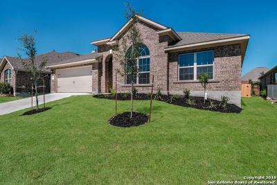 Helotes Single Family Home For Sale: 17827 Handies Peak