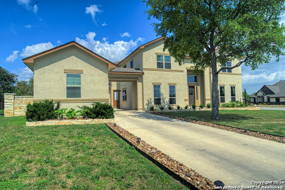 Castroville Single Family Home For Sale: 114 Stone Trl