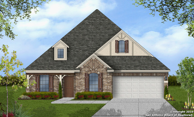Helotes Single Family Home New: 17711 Handies Peak