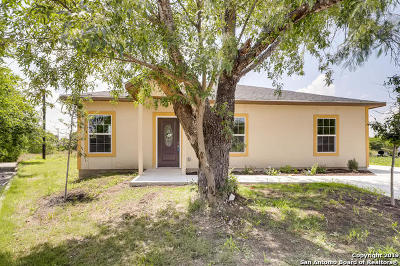 San Antonio Single Family Home New: 8627 Rain Dance
