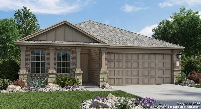 Single Family Home New: 9012 Longhorn Park