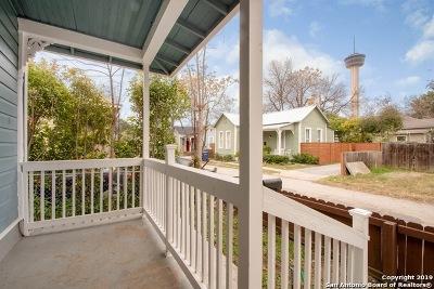 Single Family Home New: 322 Refugio St