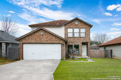San Antonio Single Family Home New: 13015 Woller Path