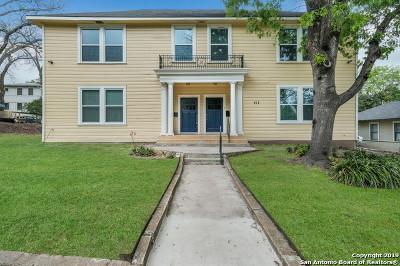 Alamo Heights Rental Price Change: 107 Willim St #1