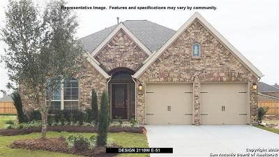 New Braunfels Single Family Home New: 621 Volme