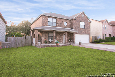 Schertz Single Family Home New: 510 Ashley Park