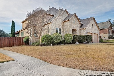 Helotes Single Family Home Active Option: 16003 Ponderosa Pass