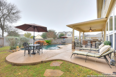San Antonio Single Family Home New: 5222 Gemsbuck Chase