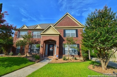 San Antonio TX Single Family Home New: $374,900