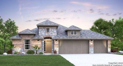 San Antonio Single Family Home New: 15238 Maskette Ave