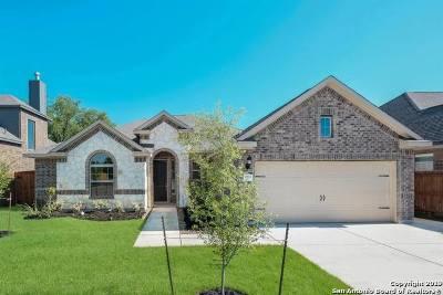 San Antonio Single Family Home New: 11937 White River