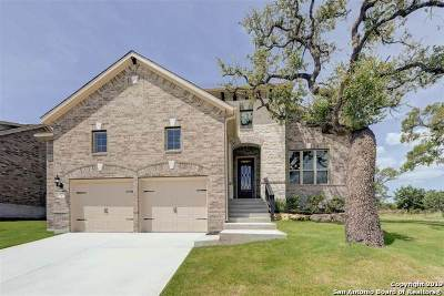 San Antonio Single Family Home New: 28713 Coral Bark