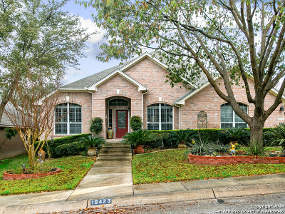 San Antonio Single Family Home New: 19423 Mill Oak