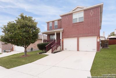 San Antonio Single Family Home New: 15730 Robin View