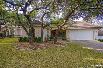 Fair Oaks Ranch Single Family Home For Sale: 29647 Terra Bella