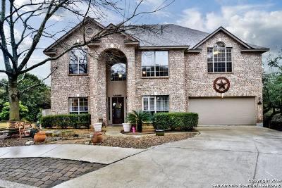 San Antonio Single Family Home New: 1718 Sandringham