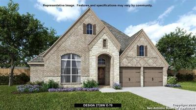 Seguin Single Family Home New: 2969 High Meadow Street