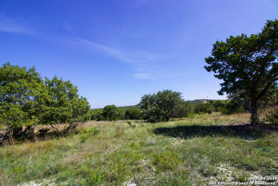 Boerne Residential Lots & Land New: 73 Table Rock