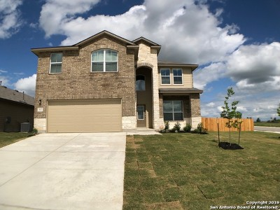 Cibolo Single Family Home New: 312 Swift Move