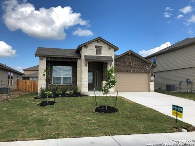 Cibolo TX Single Family Home New: $285,900