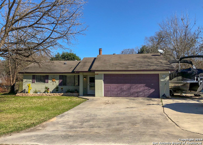 New Braunfels Single Family Home New: 117 Trailwood
