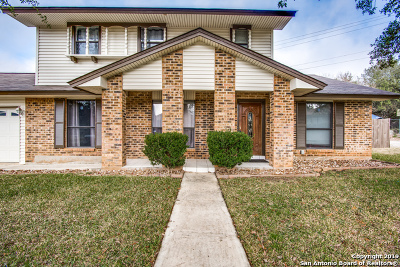 San Antonio Single Family Home New: 7727 Tippit Trail