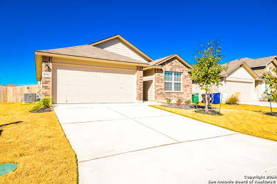 San Antonio Single Family Home New: 8711 Fischer Falls