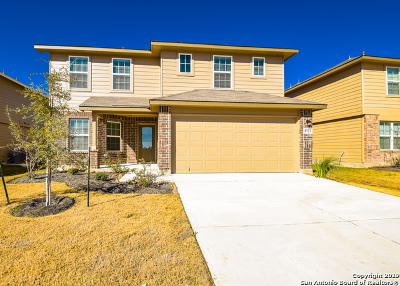 San Antonio Single Family Home New: 8723 Fischer Falls