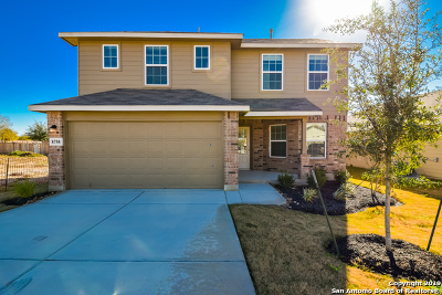 San Antonio Single Family Home New: 8758 Fischer Falls