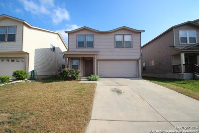 San Antonio Single Family Home New: 9926 Amber Breeze