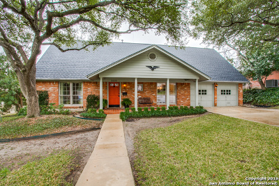 Single Family Home New: 3222 Oakleaf Dr