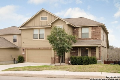 Jbsa Ft Sam Houston Single Family Home New: 10614 Ranchland Fox