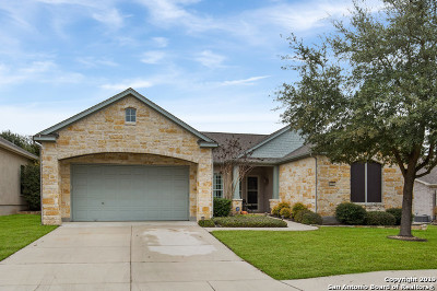 San Antonio Single Family Home New: 4215 Sweet Sand
