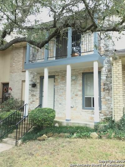 San Antonio Condo/Townhouse New: 11303 Vance Jackson Rd #H3